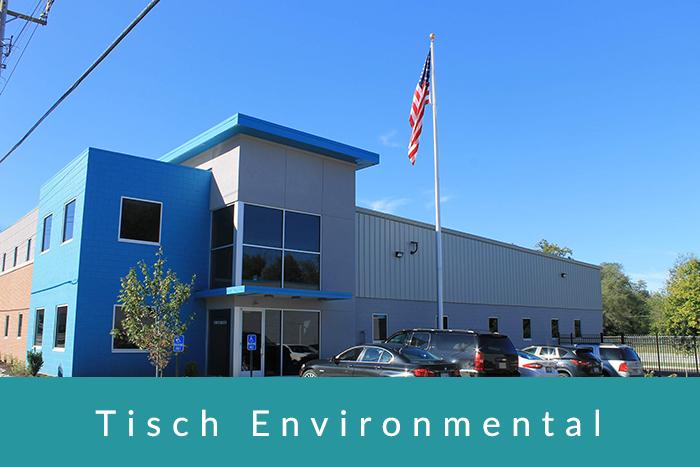 Tisch Environmental / CAS